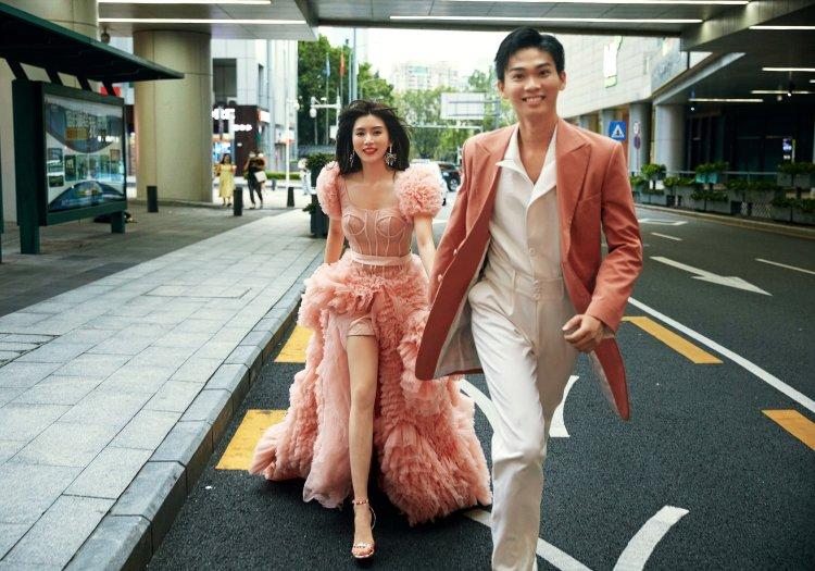 黄凯炜&尹晓菲的婚礼盛典